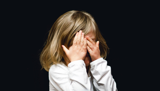 My Child Has Sensory Processing Disorder,<br>PART ONE: What Exactly Does That Mean?